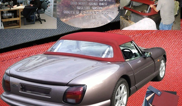 tvr griffith suspension kit tvr griffith restoration mat smith sports cars mat smith sports. Black Bedroom Furniture Sets. Home Design Ideas