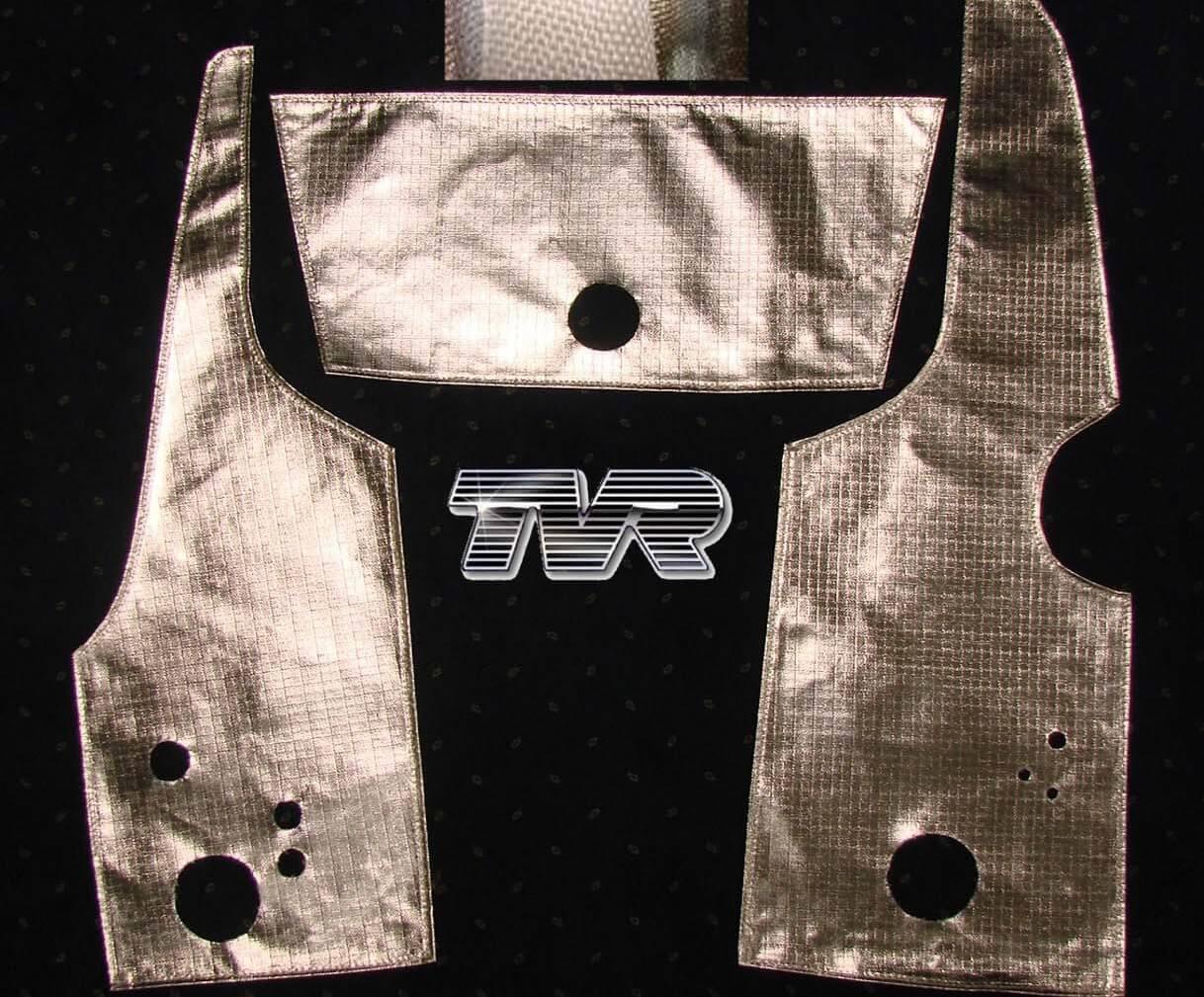 tvr chimaera engine bay heat shield set verpoorten technik automotive. Black Bedroom Furniture Sets. Home Design Ideas