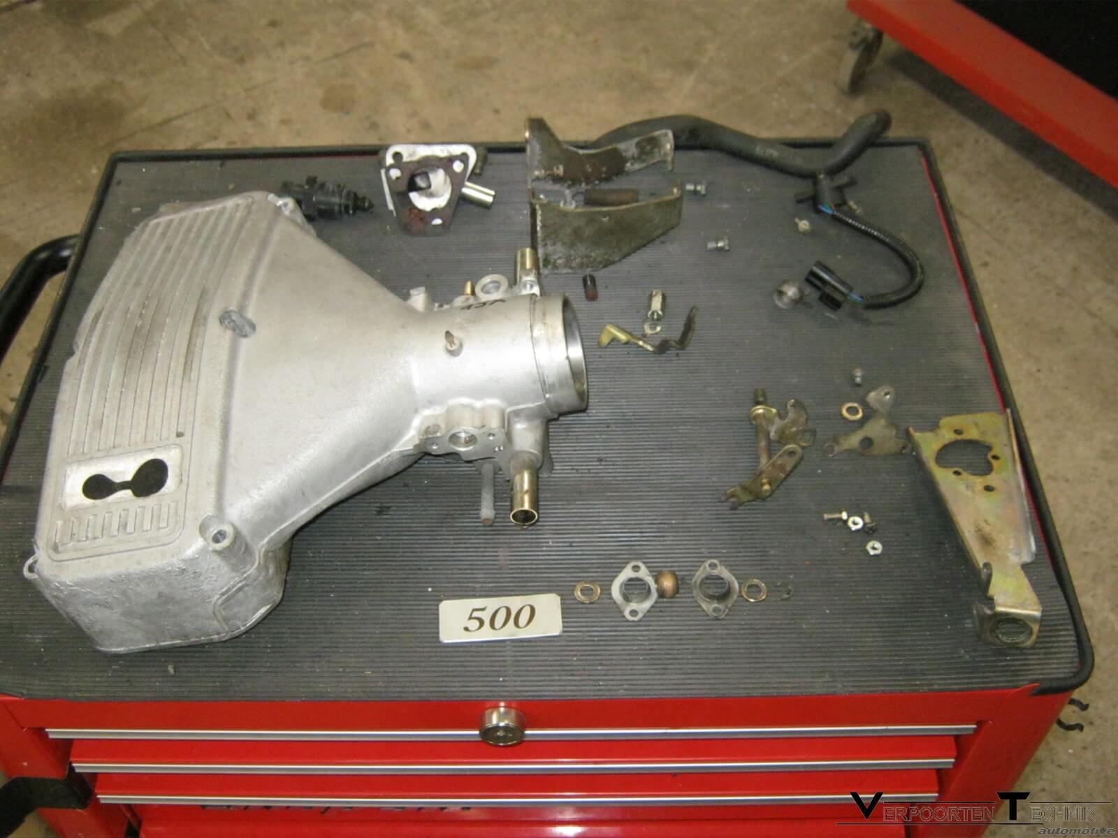 tvr chimaera griffith engine rebuild verpoorten technik automotive. Black Bedroom Furniture Sets. Home Design Ideas