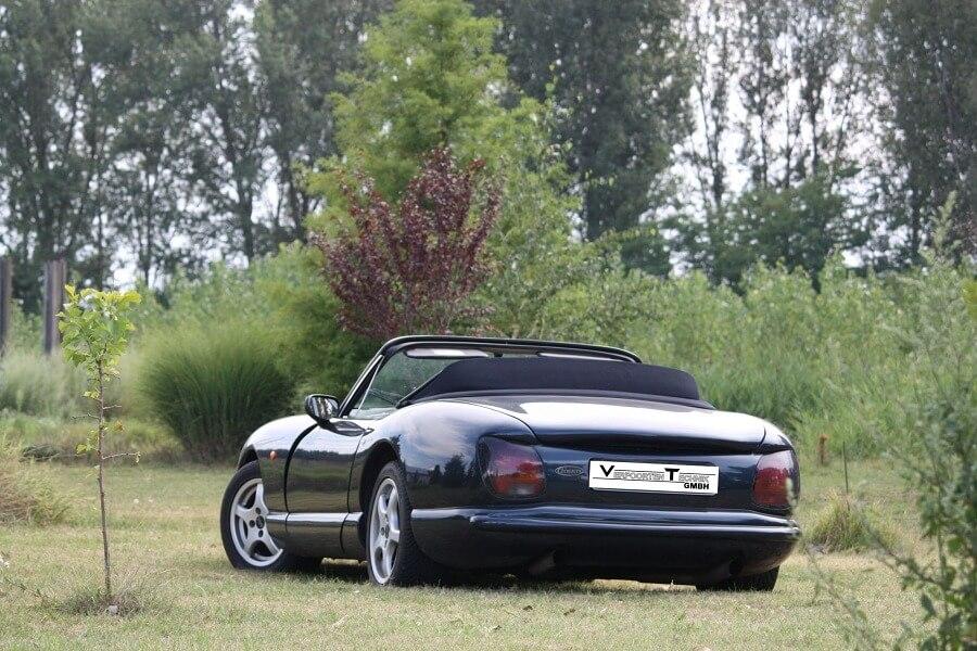 TVR<br><span class='model'> Chimaera MK2 400 LHD</span>