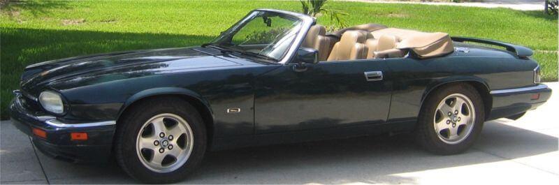 Jaguar<br><span class='model'> XJS-C V12 6.0 LHD</span>