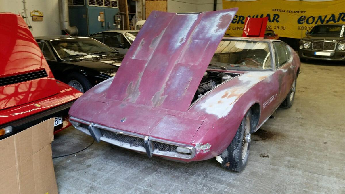 Maserati<br><span class='model'>Ghibli 4.7 Coupe</span>